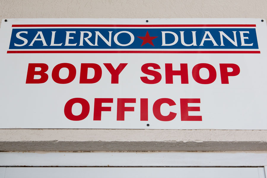 salerno duane body shop office summit nj